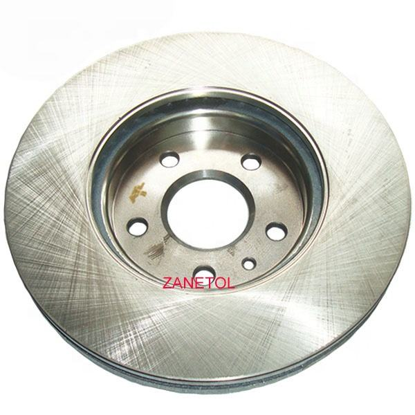 CHEVROLET AVEO MK1 T255 1.2 /& 1.4 2008-2011 FRONT 2 BRAKE DISCS AND PADS SET NEW