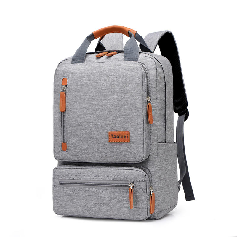 Wholesale oxford students backpack business laptop travel backpack bag