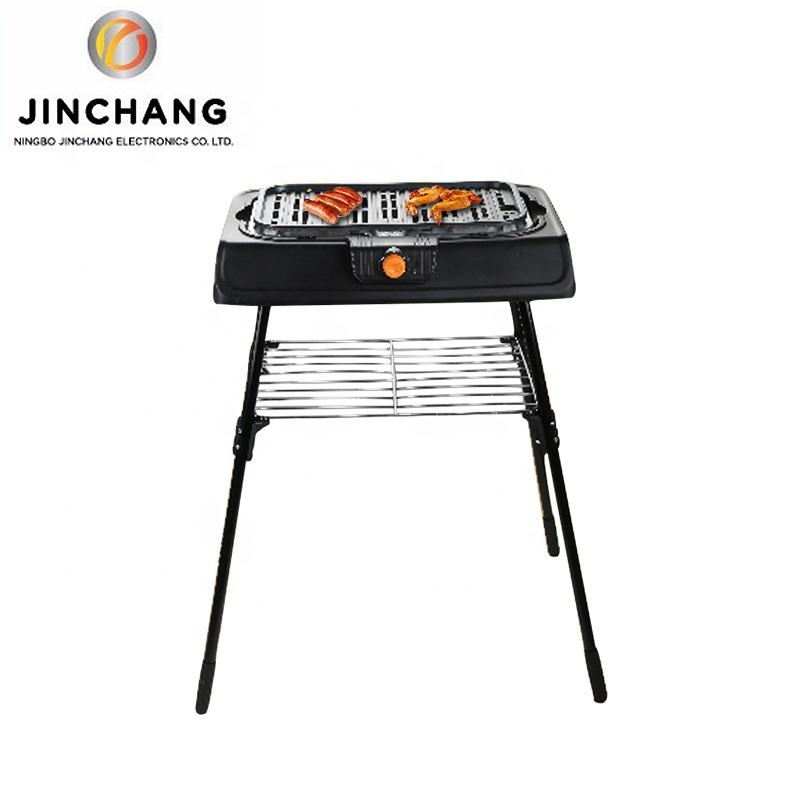 Auto Griddle BBQ In Table Japanese Electric Barbecue Grills