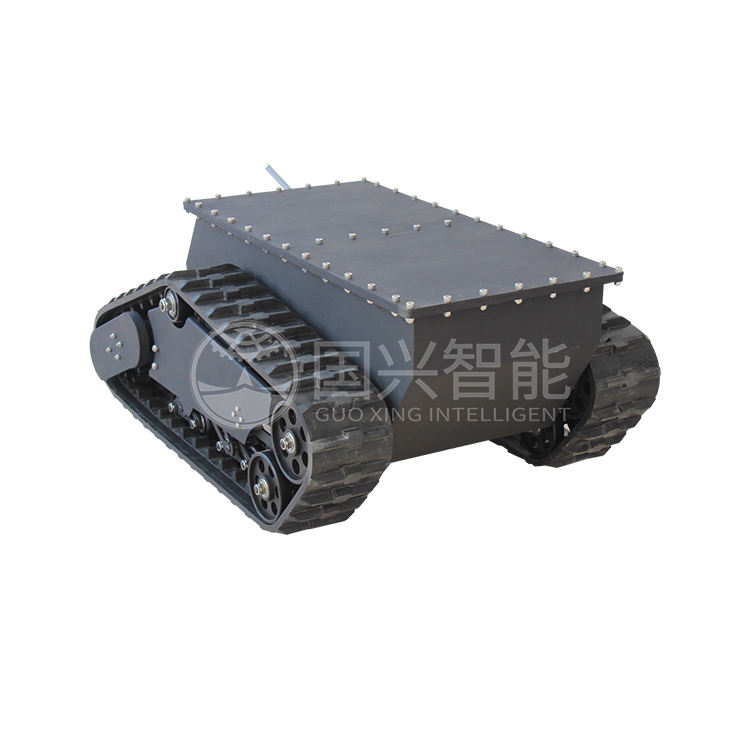 PLT1000 inteligent robot crawler platform all terrain electric heavy duty vehicle