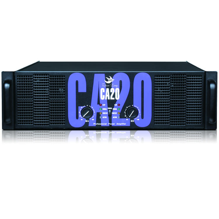 3U Kelas H Power Amplifier 5000 Watt CA20