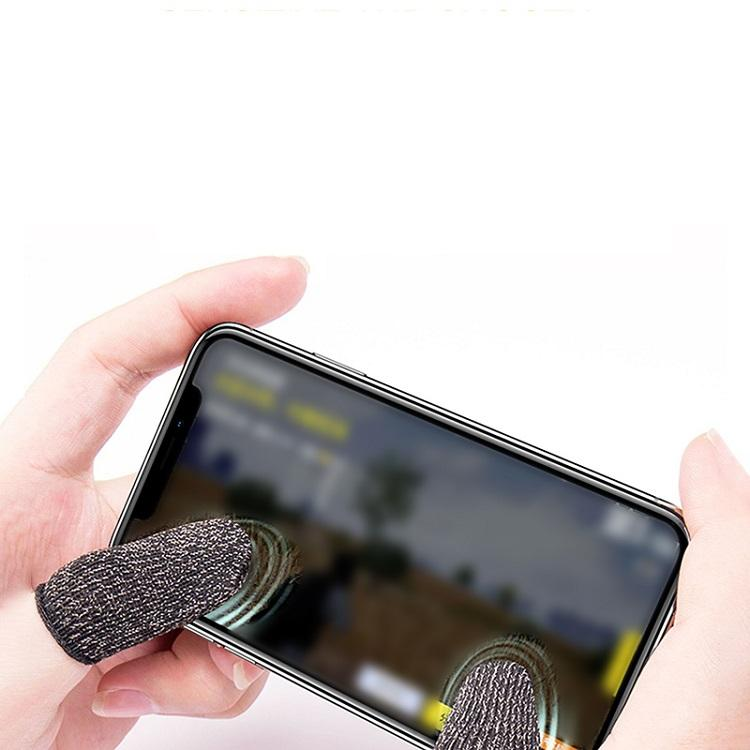 Telefon Gaming Joystick Komfortable Gaming <span class=keywords><strong>Finger</strong></span> Ärmeln Mobile Legends Controller Handy Gaming Headset