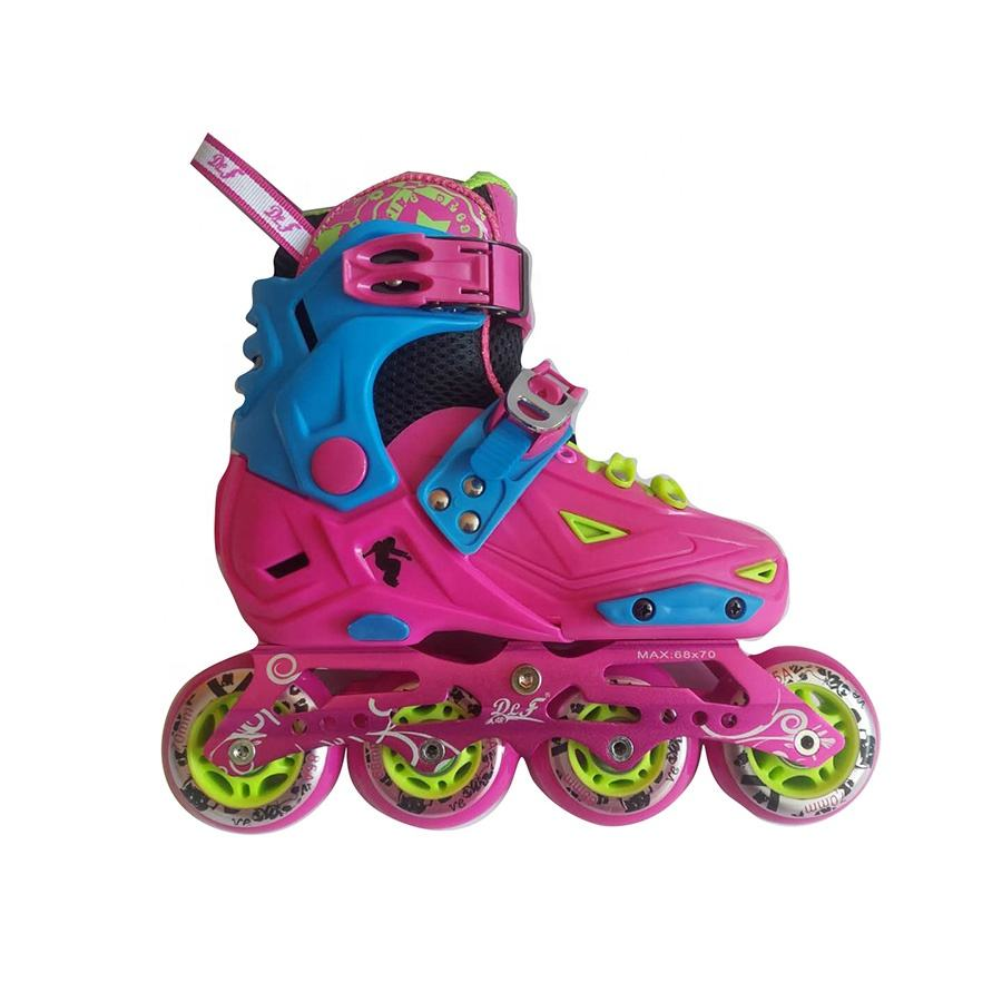 Manufacturer Supplier Skate Shoes Adjustable Inline Skates For Kids