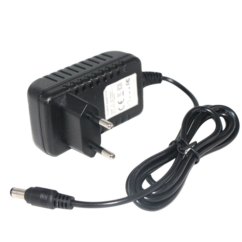 Universal Oem Customized Eu Switching 12v 1a 0.5a Plug Laptop 1 Amp PSU Ac Dc Power Supply Adapter