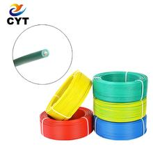 CE Standard Low Price Single Core 1mm Flexible Copper Electrics Wires and Cables