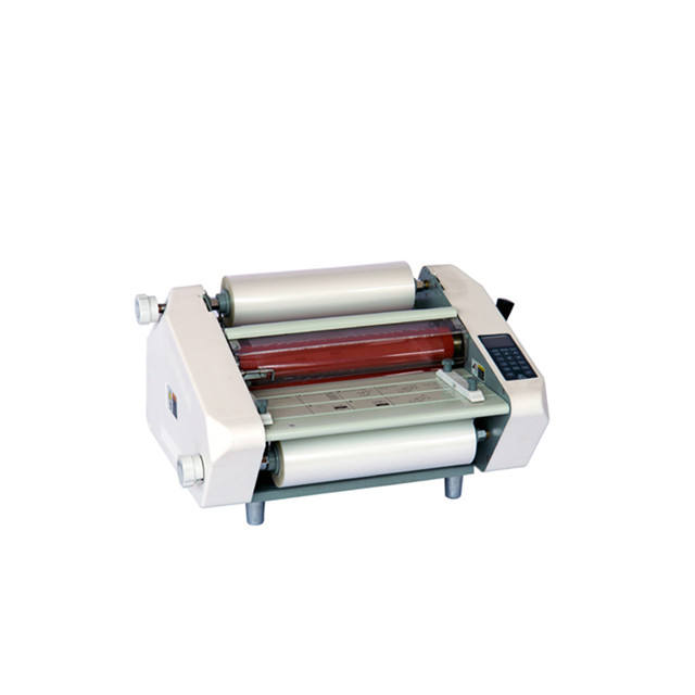 Portable cold office mini laminating machine