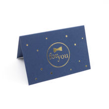 Mini Greeting Card Custom Paper Printing Post Cards with envelope