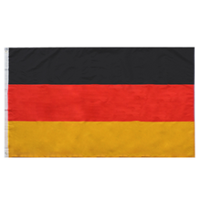 Hafei flag 3x5ft polyester material germany flag