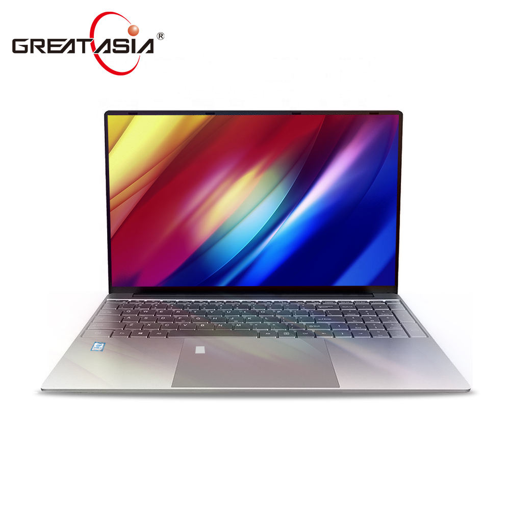 2020 Great Asia Christmas gift for children core i3 laptop customized 8gb+128gb 15.6 inch Notebook computer wifi status