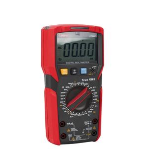 uni-t UT89X High Precision Full Protection NCV Manual Multimeter with Zero fire line identification 1000V 20A DC ac