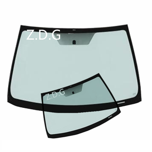 Auto glass rear windshield for NI SSAN