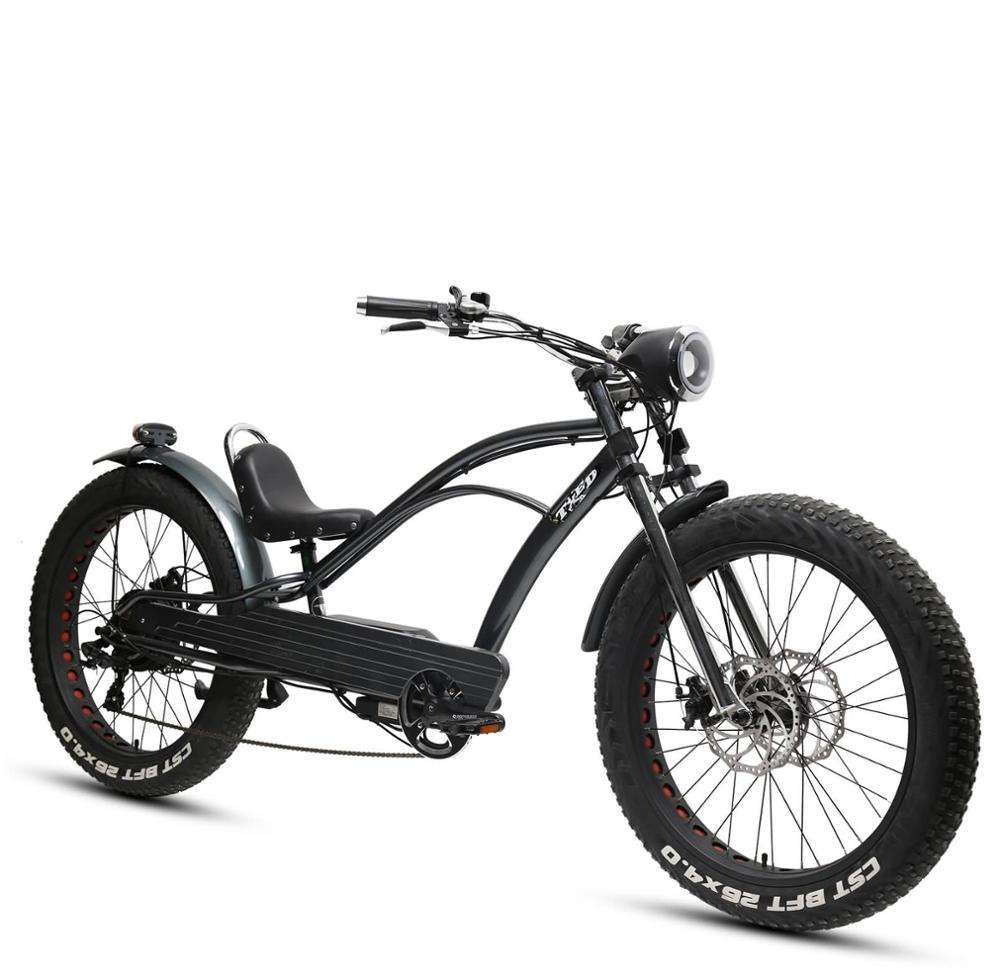 "Populaire 26 ""Fat Tire <span class=keywords><strong>Chopper</strong></span> Elektrische Fiets 48V Motor <span class=keywords><strong>Bike</strong></span> <span class=keywords><strong>Chopper</strong></span> 26 Vet Tyre Elektr <span class=keywords><strong>Bike</strong></span>"