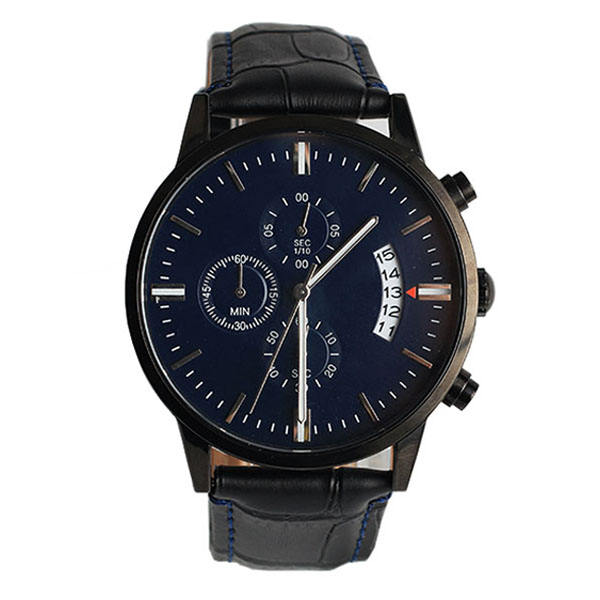 2021 latest Genuine leather new product original chrono watches