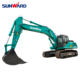 2 Years Warranty [ Excavator ] SUNWARD SWE365E-3 Excavator With Bestar Price