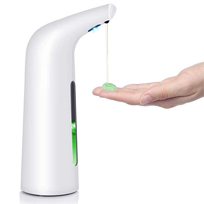 Automatic electric soap dispenser touchless soap dispenser