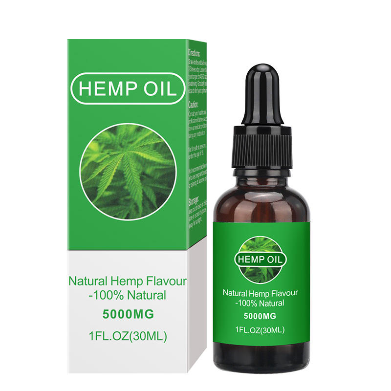 Organic 100% Natural plant extracts Anti Aging Facial repair pain relief hemp oil