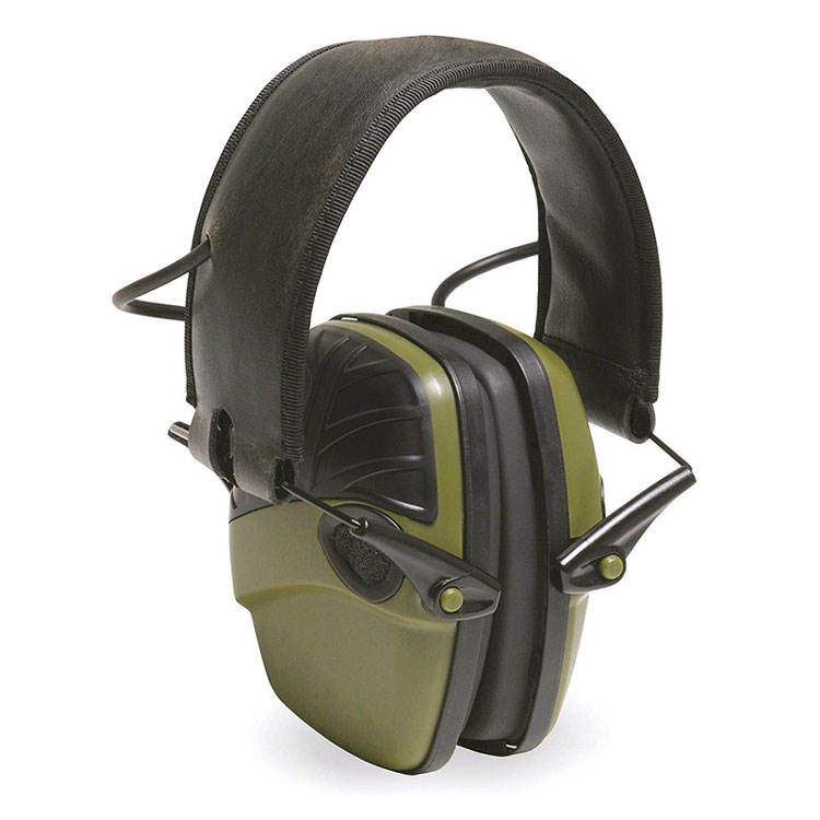 OEM Safety muffs Professional Shooting Hunting Ear Hearing Protection wireless noise cancelling reduction Foldable Earmuffs