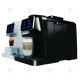 2020 super automatic espresso coffee machine with milk cooler inside