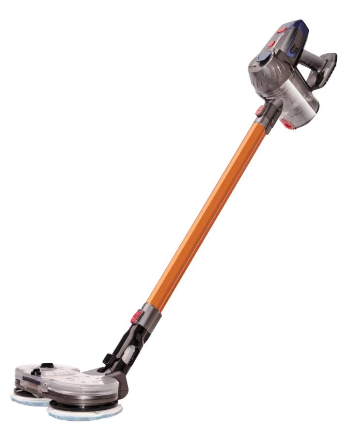 Draadloze Handheld Stok Stofzuiger Draagbare Cleaning Mop Cleaner