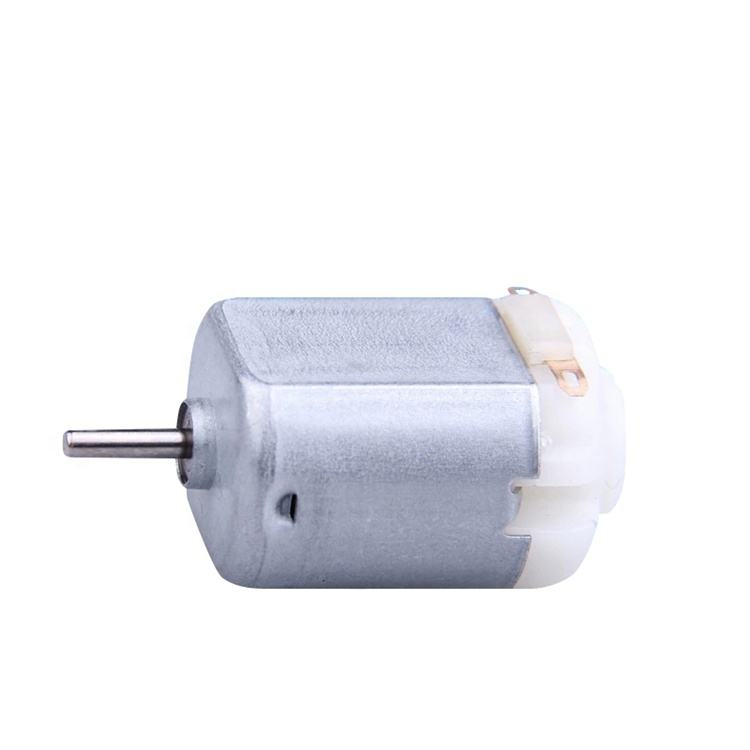 3 volt high torque high speed 130 carbon brush small electric mini micro dc toy motor