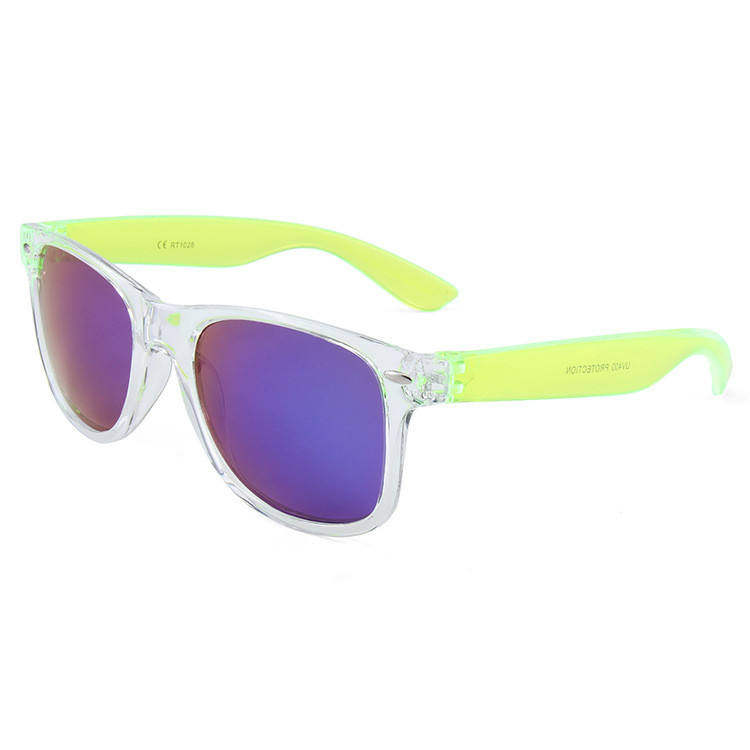 Neon Colors OEM Sunglasses great for promotion