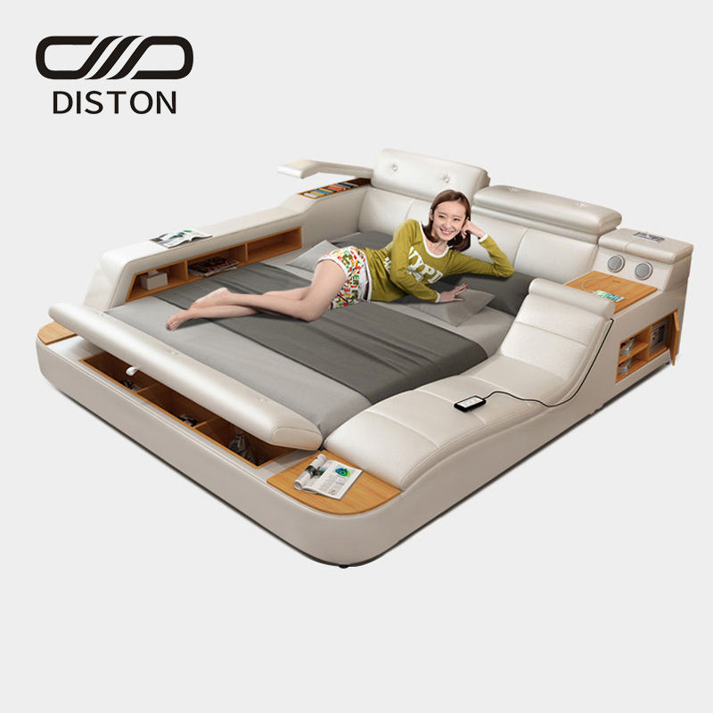 Foshan Factory Supply Super Big Tatami Smart Bed on Sale
