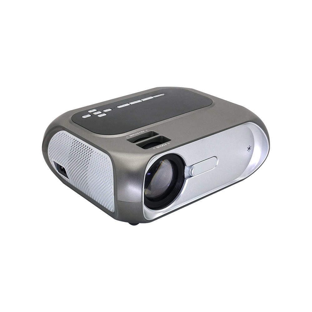 2020 Upgraded Led Lighting High Brightness 5000 Lumens 720P Multimedia LCD Home Theater HD Mini Projector Proyector T7 For Sale