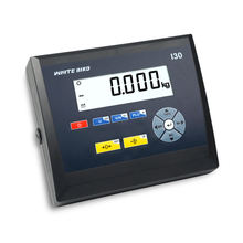 100-240Vac 50-60Hz Abs Material Weighing Indicator