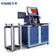 CNC automatic 3D Sign channel letter bender /cutting notching slotting bending letter making machine price for aluminum