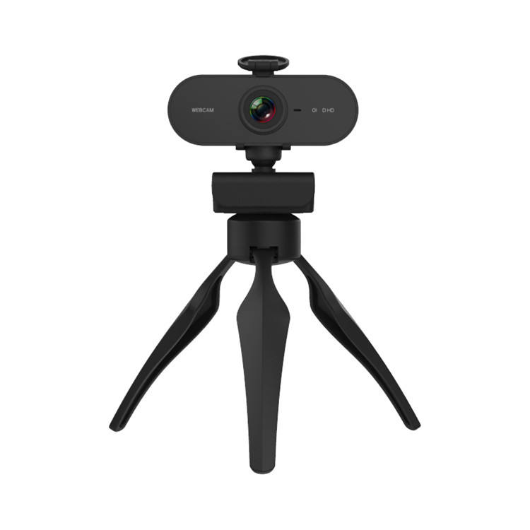 USB Kamera Web Mikrofon Streaming Web Cam Komputer Kamera Video Conference <span class=keywords><strong>Autofocus</strong></span> Full HD 2K Webcam untuk Desktop PC