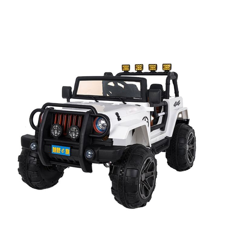 Battery operated 2 seater jeep 12V remote control drivable kids electric toy drive ride on car