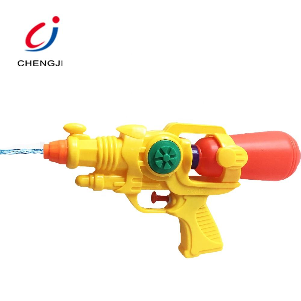 Popular air pressure outdoor shooting game beach play cheap water gun for sale