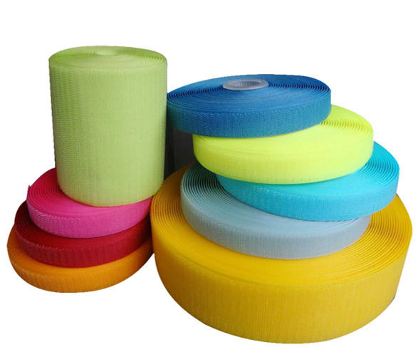 Adjustable fastener/ Hook and loop Tape / fabric magic bands/ High producing quality/ factory-direct