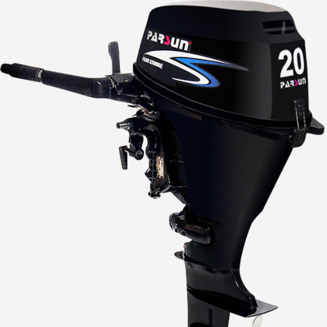 2 Stroke Propeller Control sail Outboard Motor 20 HP Yum outboard two-four-stroke water pump impeller