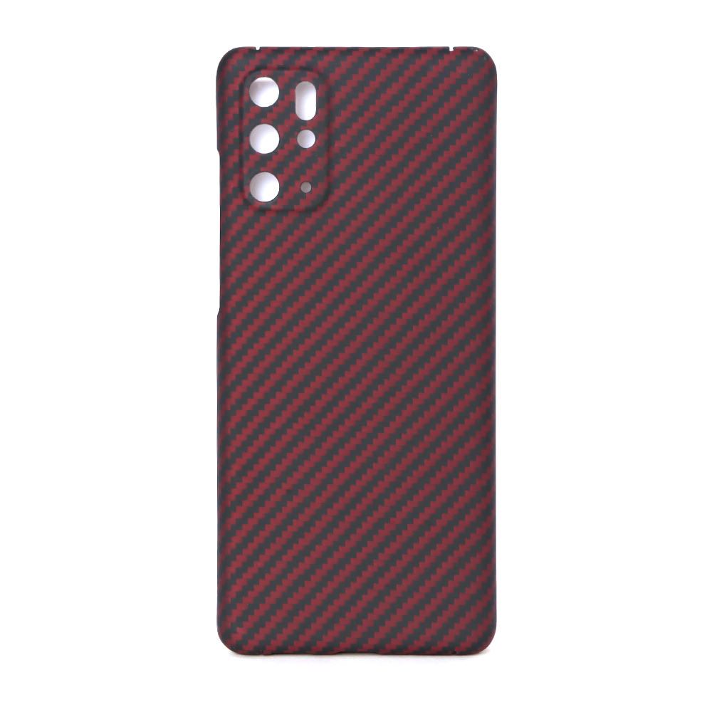Aramid Armor Cover Echtes rotes Telefon Kohle faser gehäuse Für Samsung Galaxy S Note 20 Ultra 5G