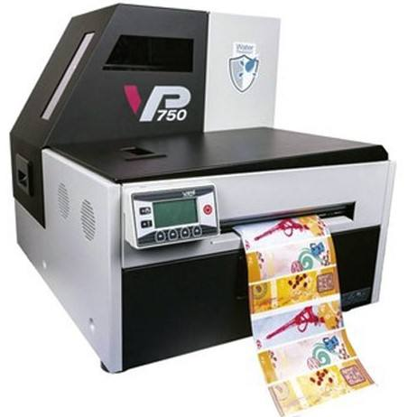 Roll to roll memjet inkjet label printers digital inkjet sticker print machine for beverage food products