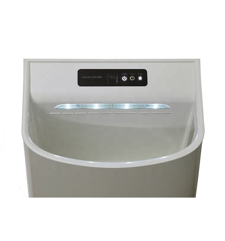 China Brand Electric Stainless High Speed Air Jet Hand Dryer with Fast Shipping