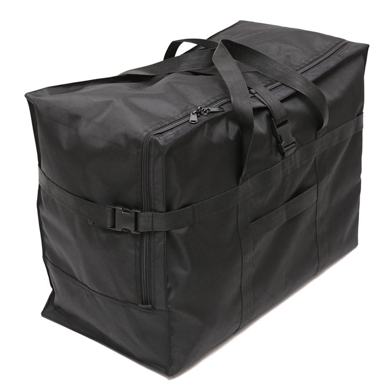 Extra large capacity 158 air shipping package student moving bag oxford cloth waterproof travel folding bag