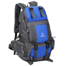High quality wholesale fashion trekking rucksack travel sport cheap climbing bag hiking camping backpack