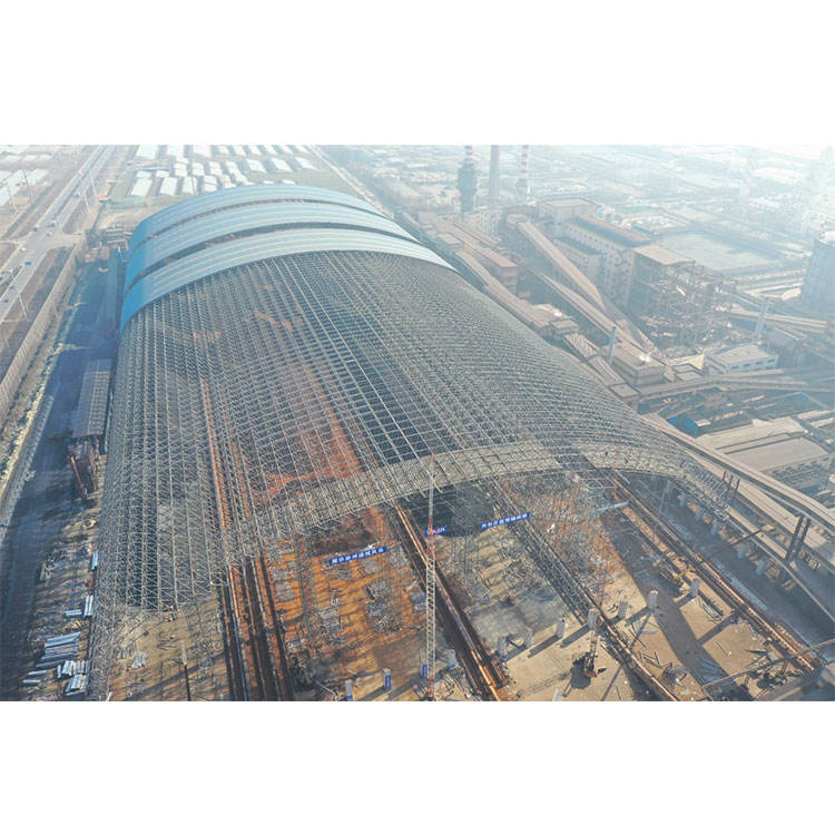 LF-BJMB Steel Structure Building Space Frame Company