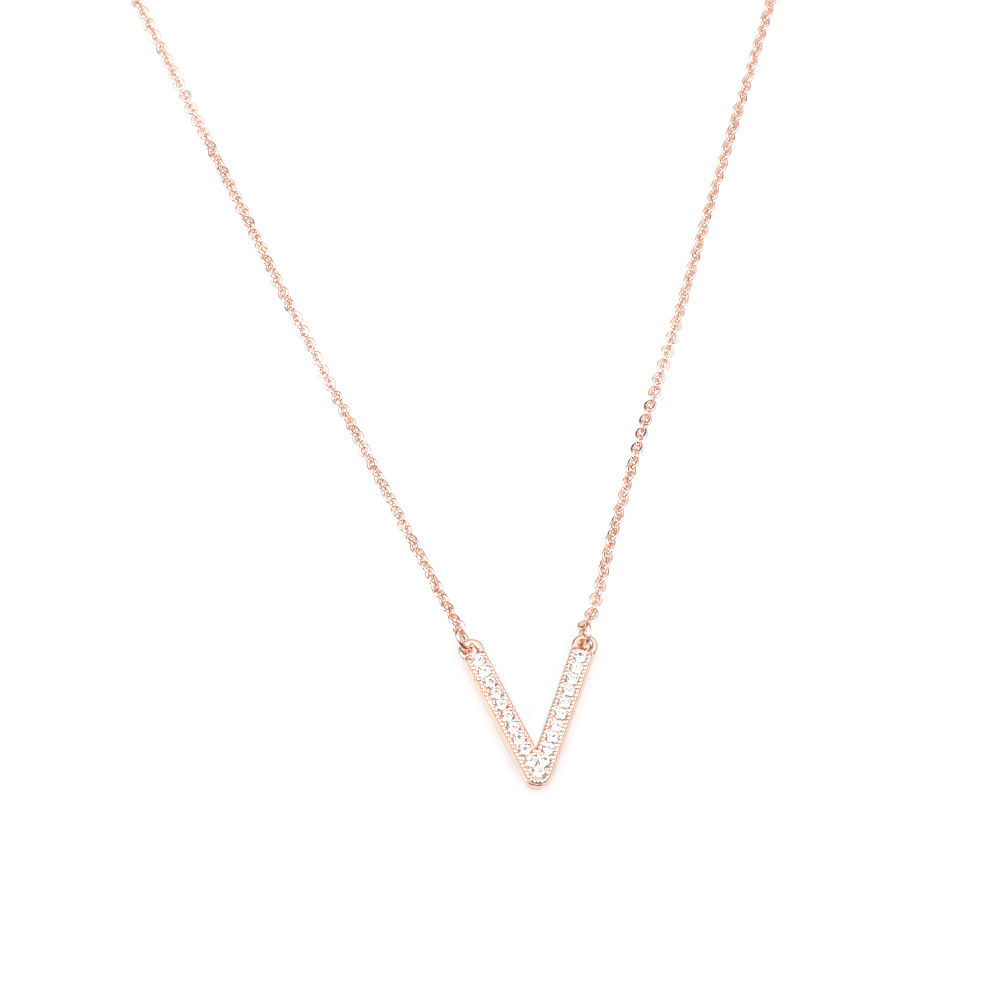 New Product OEM Quality Leaf Pendant Long Chain Necklaces For Women