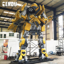 Realistic Big Robot Model Simulation Robot Model