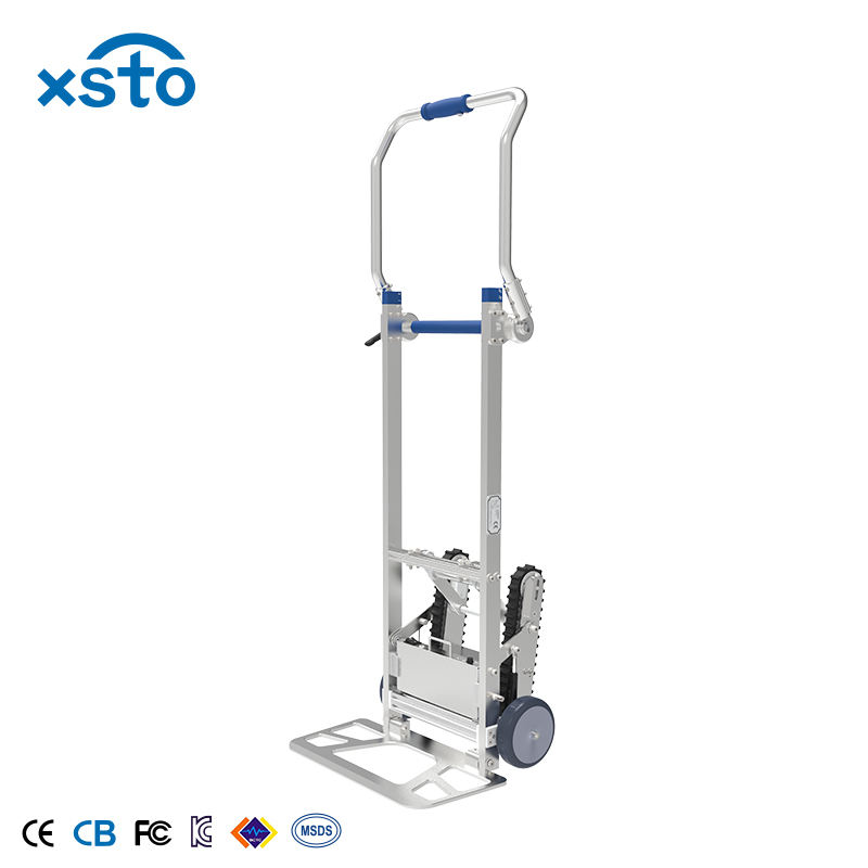 High quality XSTO powered IP54 stair climber CT070 with brake