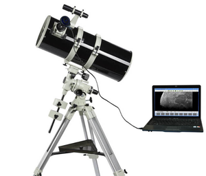 Reflector Telescope 203800, Professional Digital Refractor Astronomical Telescope Used For Sky-Watching