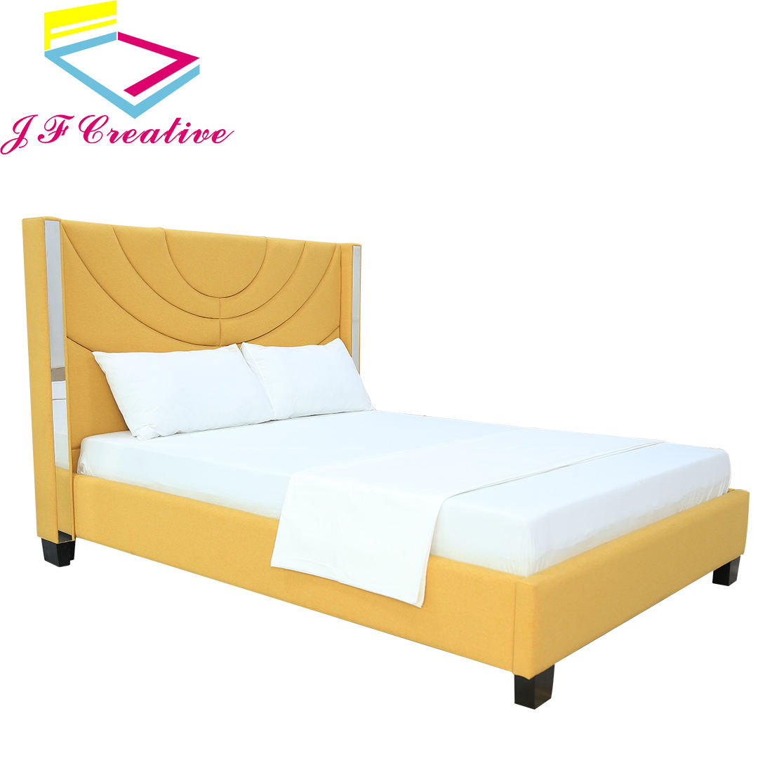Home Furniture General Use and Antique Appearance sleeping double bedroom bed