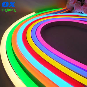 custom led neon 12v 24v led neon letters store display neon acrylic sign letters round shape
