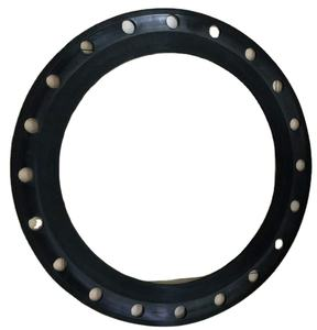 EPDM/SBR rubber sealing gasket for water supply ,drainage and sewage pipelines as per standard ISO4633