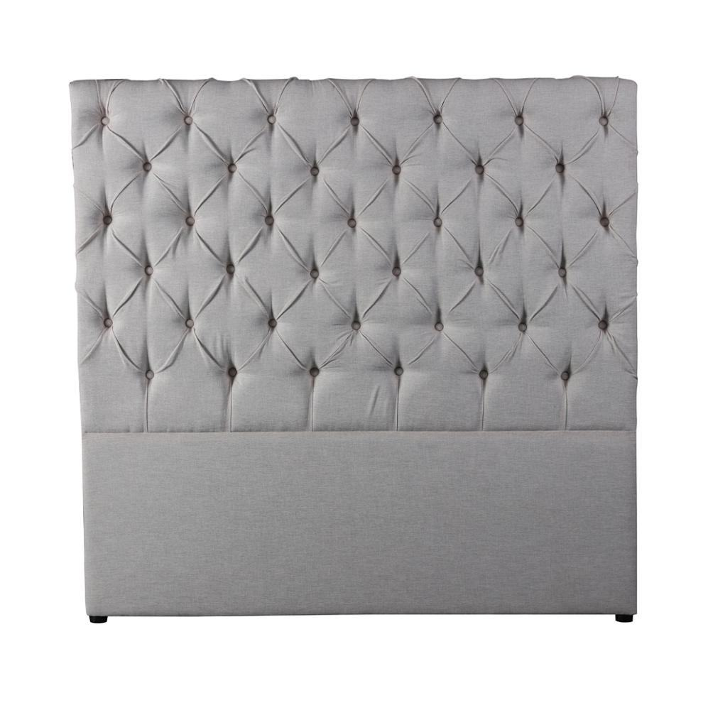 best selling modern hotel white high headboard.