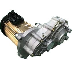 4.5kw  motor and transmission for electric  vehicle