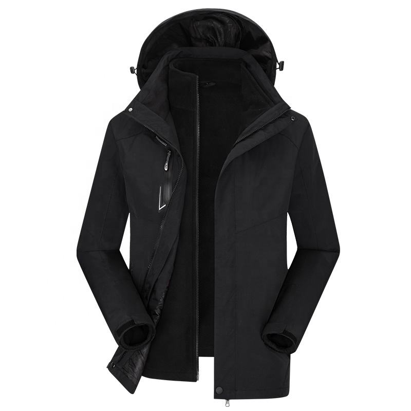 Outdoor Waterproof Winter Heated Clothes Ski Jacket Mens Sport jackets coats for men casual